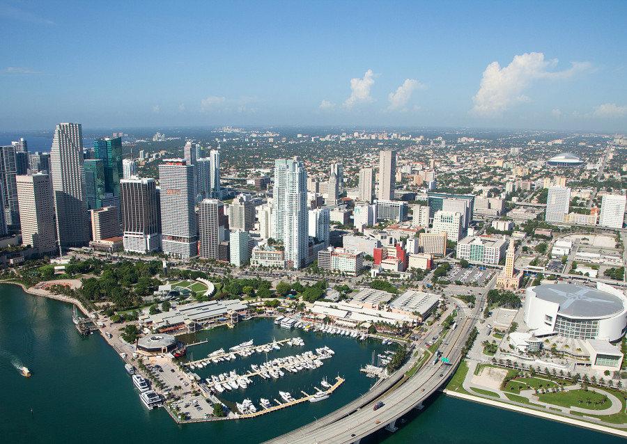 Downtown Miami 2011