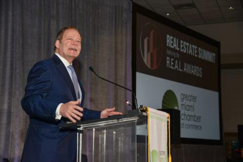 W. Allen Morris Awarded 2019 R.E.A.L. Lifetime Achievement Award by Greater Miami Chamber