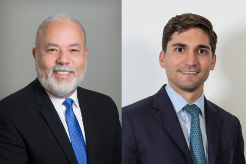 Allen Morris Promotes Lulio Vasquez to Assistant Asset Manager; Names Derek Cardenas as Development Associate